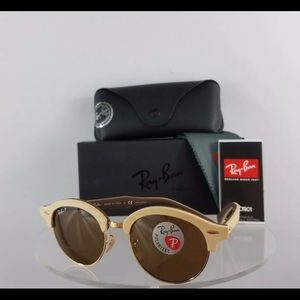 New Authentic Ray Ban RB4246 Sunglasses Polarized